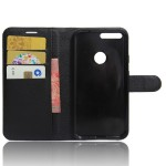 Чехол портмоне подставка на силиконовой основе на магнитной защелке для Google Pixel XL