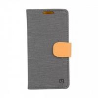 Чехол портмоне подставка на силиконовой основе на магнитной защелке для HTC Desire 526
