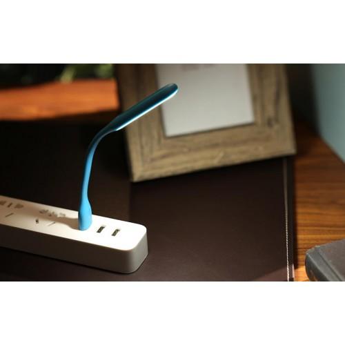 Компактная гибкая USB 2.0 LED-лампа
