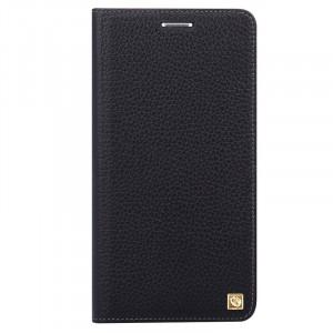 Кожаный чехол горизонтальная книжка на пластиковой основе для Samsung Galaxy J5 Prime