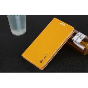 Глянцевый чехол горизонтальная книжка подставка на пластиковой основе на присосках для Samsung Galaxy J5 Prime