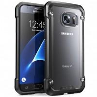 Силиконовый чехол экстрим защита для Samsung Galaxy Note 5 Черный