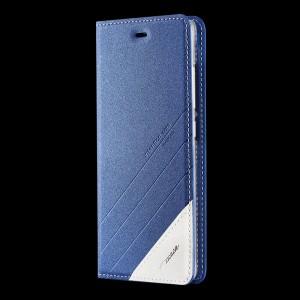 Чехол горизонтальная книжка подставка текстура Линии на силиконовой основе для Xiaomi Mi5S Plus