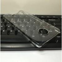 Пластиковый транспарентный чехол для Lenovo Moto Z Play