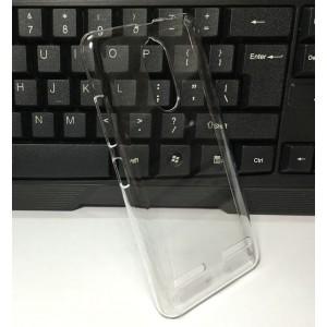 Пластиковый транспарентный чехол для Lenovo K6