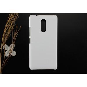 Пластиковый непрозрачный матовый чехол для Lenovo K6 Note
