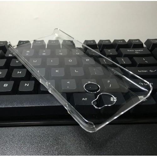 Пластиковый транспарентный чехол для Xiaomi RedMi 4