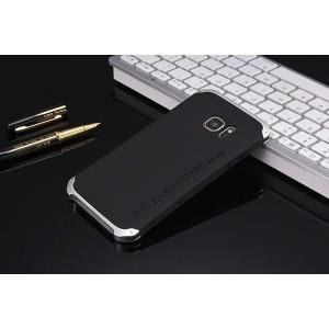 Ударостойкий нескользящий чехол алюминиево-цинковый сплав/силиконовый полимер для Samsung Galaxy S7