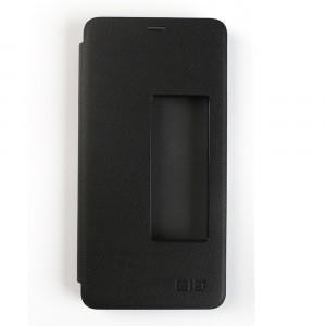 Чехол горизонтальная книжка на пластиковой основе с окном вызова для Elephone S7