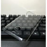 Пластиковый транспарентный чехол для HTC 10 evo