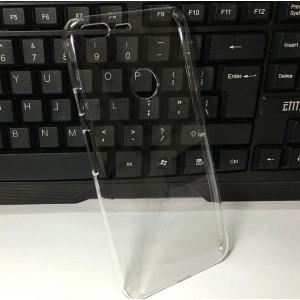 Пластиковый транспарентный чехол для Google Pixel XL