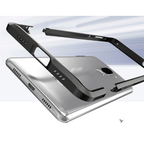Металлический прямоугольный бампер сборного типа на винтах для Huawei Honor 6X