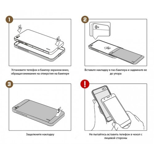 Двухкомпонентный чехол c металлическим бампером с поликарбонатной накладкой и отверстием для логотипа для Huawei Honor 6X