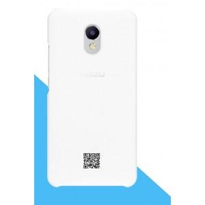 Оригинальный пластиковый непрозрачный матовый чехол для Meizu M5 Note