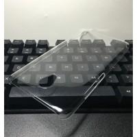 Пластиковый транспарентный чехол для Meizu M5