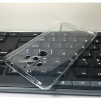 Силиконовый матовый транспарентный чехол для Huawei Mate 9