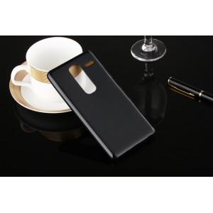 Силиконовый матовый полупрозрачный чехол для LG Class