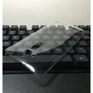 Пластиковый транспарентный чехол для ASUS ZenFone Go ZB500KL/ZB500KG