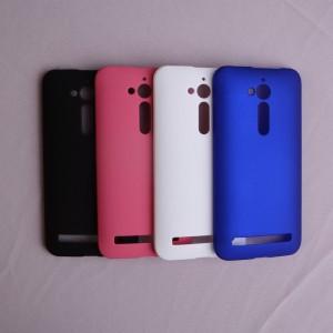 Пластиковый непрозрачный матовый чехол для ASUS ZenFone Go ZB500KL/ZB500KG