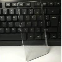 Пластиковый транспарентный чехол для Meizu Pro 6 Plus
