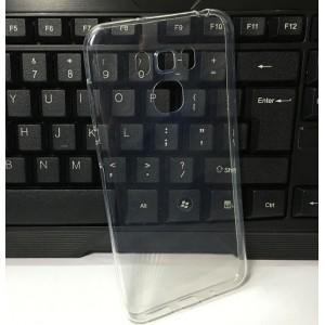 Силиконовый глянцевый транспарентный чехол для ASUS ZenFone 3 Max ZC553KL