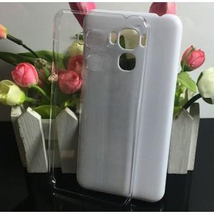 Пластиковый транспарентный чехол для ASUS ZenFone 3 Max ZC553KL