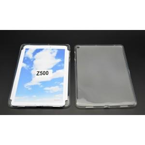 Силиконовый матовый полупрозрачный чехол для ASUS ZenPad 3S 10