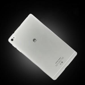 Силиконовый транспарентный чехол для Huawei MediaPad M2
