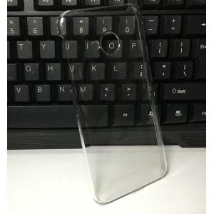 Пластиковый транспарентный чехол для HTC U Play