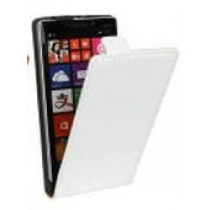 Чехол вертикальная книжка на клеевой основе на магнитной защелке для Highscreen Power Ice Max