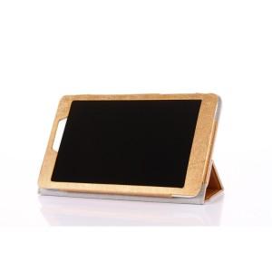 Сегментарный чехол книжка подставка текстура Линии с рамочной защитой экрана для Lenovo Tab 3 8 Plus