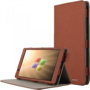 Чехол книжка подставка текстура Узоры с рамочной защитой экрана и крепежом для стилуса для Lenovo Tab 3 8 Plus