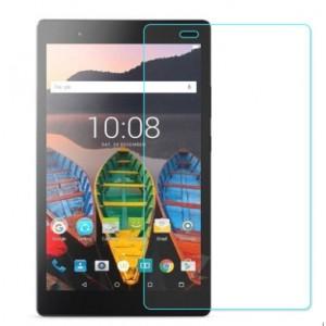 Ультратонкое износоустойчивое сколостойкое олеофобное защитное стекло-пленка для Lenovo Tab 3 8 Plus