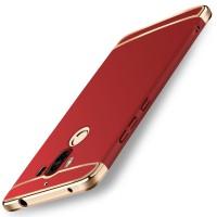 Пластиковый чехол сборного типа для Huawei Mate 9 Красный