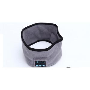 Спортивная флисовая повязка с наушниками, микрофоном и функцией беспроводной bluetooth 3.0 гарнитуры