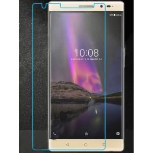 Ультратонкое износоустойчивое сколостойкое олеофобное защитное стекло-пленка для Lenovo Phab 2 Plus