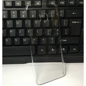 Пластиковый транспарентный чехол для Samsung Galaxy S8