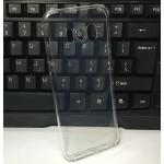 Силиконовый глянцевый транспарентный чехол для Samsung Galaxy S8