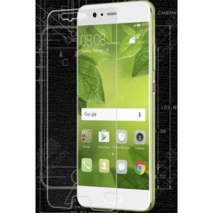 Ультратонкое износоустойчивое сколостойкое олеофобное защитное стекло-пленка для Huawei P10 Plus