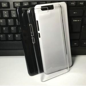 Пластиковый транспарентный чехол для Huawei P10 Plus