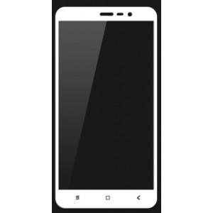 Полноэкранное ультратонкое износоустойчивое сколостойкое олеофобное защитное стекло-пленка для Xiaomi RedMi Note 3