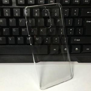Пластиковый транспарентный чехол для Huawei Mate 9 Pro