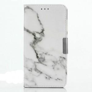 Чехол портмоне подставка текстура Узоры на силиконовой основе с отсеком для карт для Huawei Mate 9 Pro