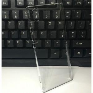 Пластиковый транспарентный чехол для Sony Xperia XA1
