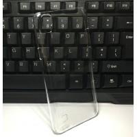 Пластиковый транспарентный чехол для LG X Style