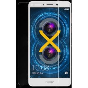 Ультратонкое износоустойчивое сколостойкое олеофобное защитное стекло-пленка для Huawei Honor 6X