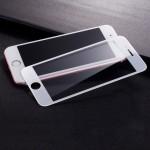Полноэкранное ультратонкое износоустойчивое сколостойкое олеофобное защитное стекло-пленка для Iphone 7/8