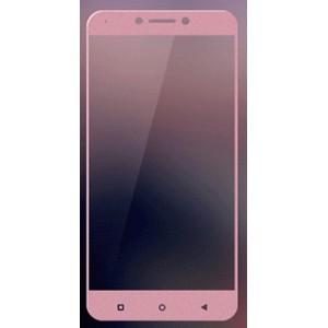 Полноэкранное ультратонкое износоустойчивое сколостойкое олеофобное защитное стекло-пленка для LeEco Le 2 Розовый