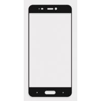 Полноэкранное ультратонкое износоустойчивое сколостойкое олеофобное защитное стекло-пленка для Xiaomi MI5  Черный