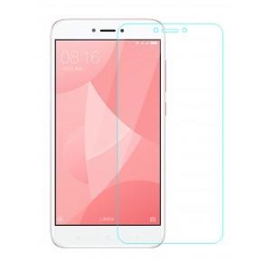Ультратонкое износоустойчивое сколостойкое олеофобное защитное стекло-пленка для Xiaomi RedMi 4X